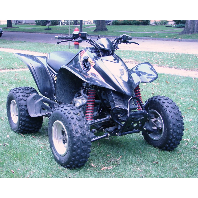 kymco mongoose or maxxer 300 or 250 atv widening and shock conversion kit. Black Bedroom Furniture Sets. Home Design Ideas