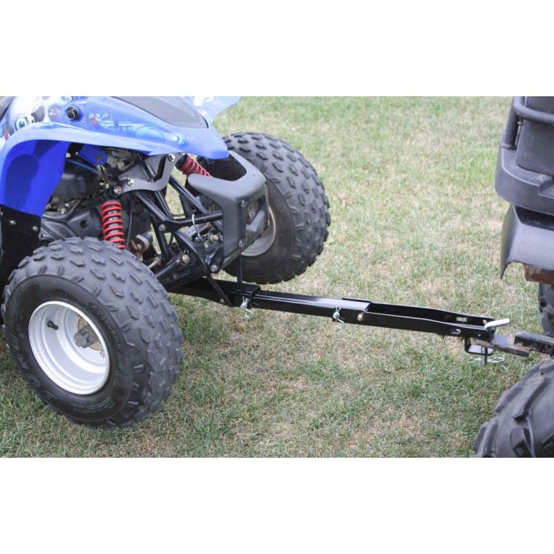 Hook N Go Youth Atv Tow Bar Hitch
