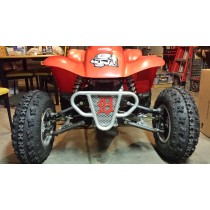 Honda TRX 300EX or 250X ATV Widening and Shock Conversion Kit
