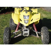 Suzuki LT-Z250 ATV Widening and Shock Conversion Kit