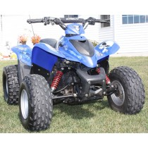 Kymco 90/50 ATV Widening Kit