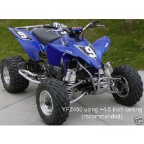 Yamaha 2004-2005 YFZ450 ATV Widening Kit