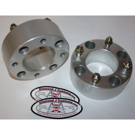 "2"" Standard 4/85mm Wheel Spacers"