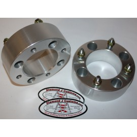"2"" Standard 4/115mm Wheel Spacers"