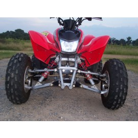 Honda TRX 250EX / 2010 and newer 250X Widening and Lowering Kit