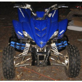 Yamaha Raptor 350 ATV Widening Kit