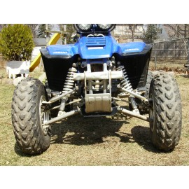 Yamaha Warrior ATV Widening Kit