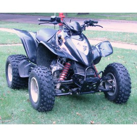 Kymco Mongoose or Maxxer 300 or 250 ATV Widening and Lowering Kit